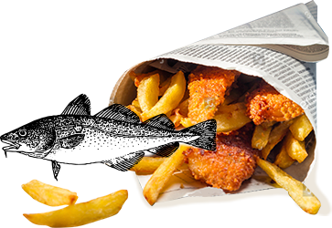Proper Fish and Chips