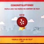 Yelp Certificate